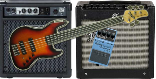 Bass Player Gigging