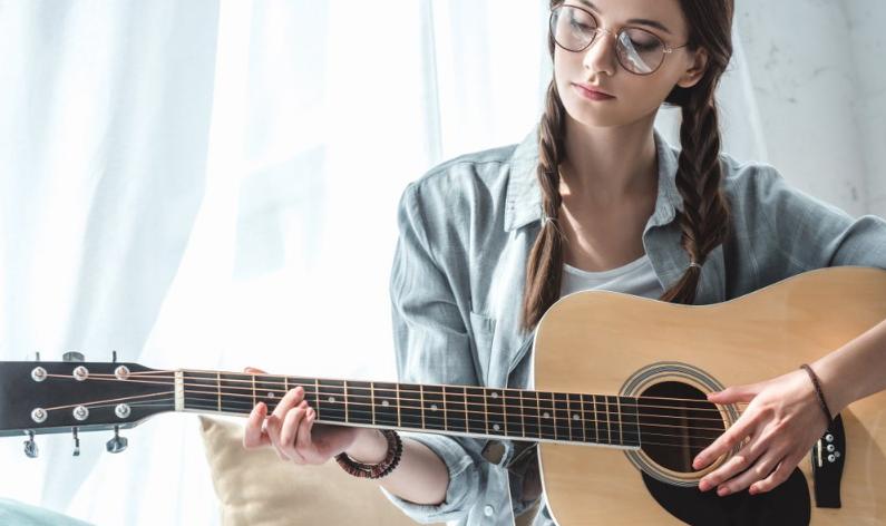 Lefties guitar